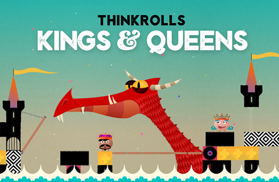 thinkrolls kings and queens full