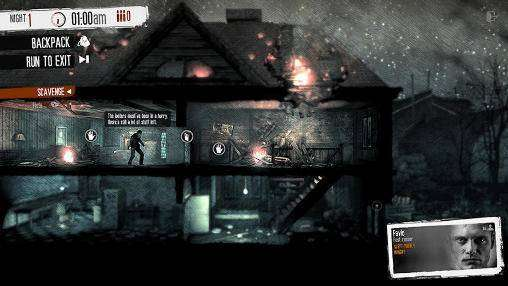 This War of Mine Full APK Android Game Free Download