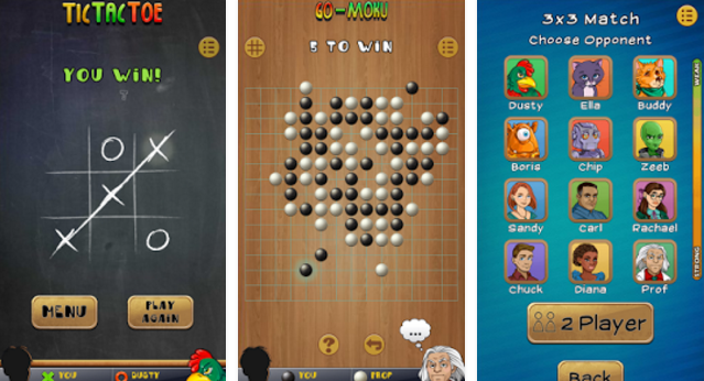 tic tac toe univers APK Android