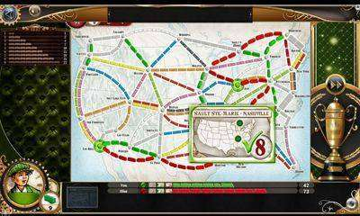 Ticket to Ride Full APK Android Game Free Download