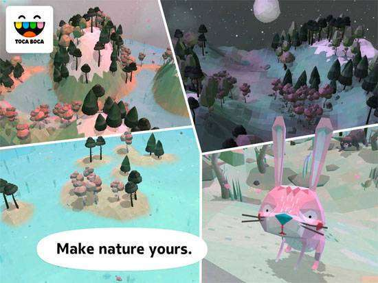 Toca Nature APK Android Game Free Download