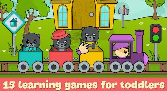 2 5 세 유아 게임 APK Android