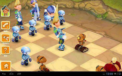 Тoon Clash Chess MOD APK Android Free Download