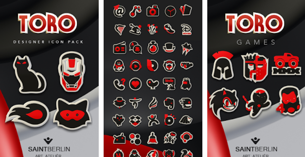 Toro Icon Pack MOD APK for Android Free Download