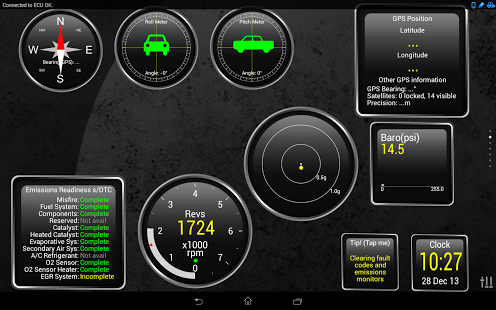 Torque pro obd 2 e APK Android per auto
