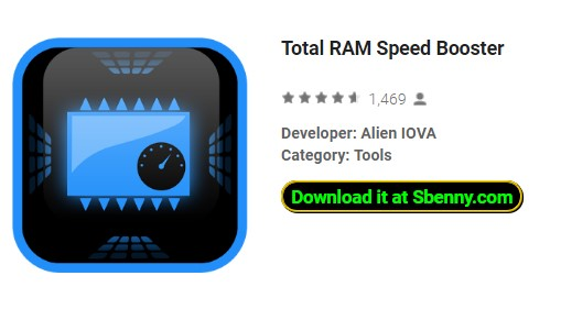 total ram speed booster