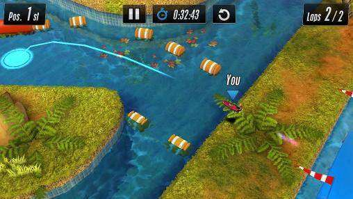 Touch Racing 2 MOD APK Android Game Free Download