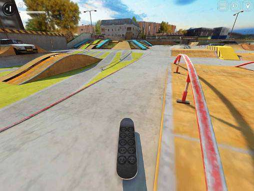 Touchgrind Skate 2 MOD APK Android Game Free Download