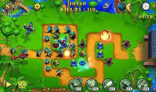 Tower Defense Evolution 2 MOD APK Android Game Free Download