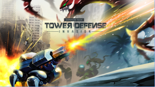 invasion de tower defense