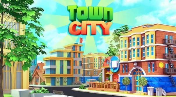 villaggio di città, costruzione di un gioco di simulazione di sim 4 u