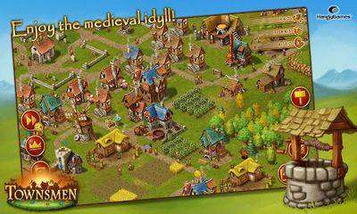Townsmen Premium Free Download Android Game