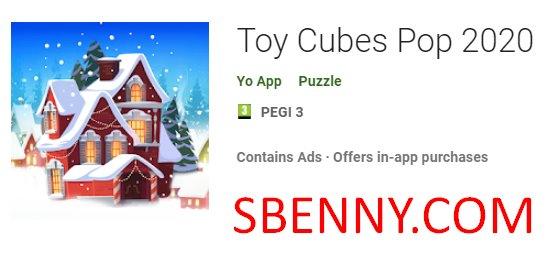 cubos de juguete pop 2020