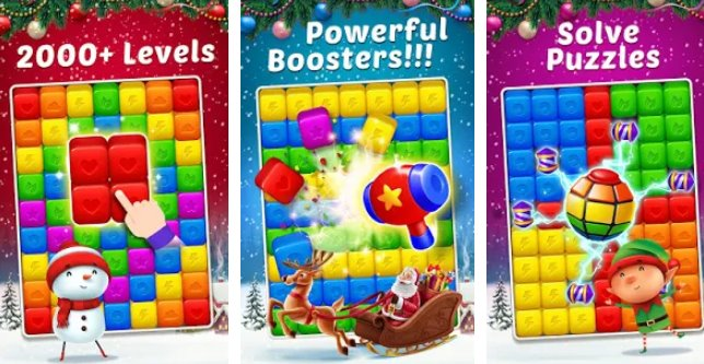 toy cubes pop 2020 APK ANdroid