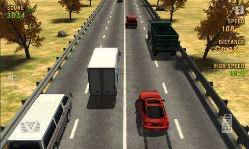 Traffic Racer MOD APK Android Game Free Download