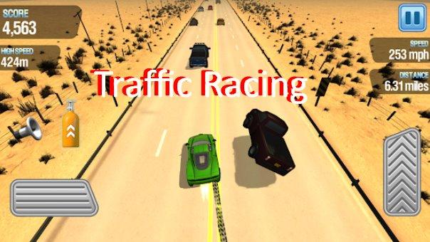 Verkehrsrennen wie schnell kannst du fahren