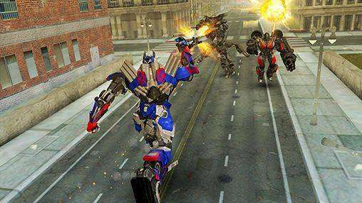 TRANSFORMERS AGE OF EXTINCTION APK MOD Android Game Free Download