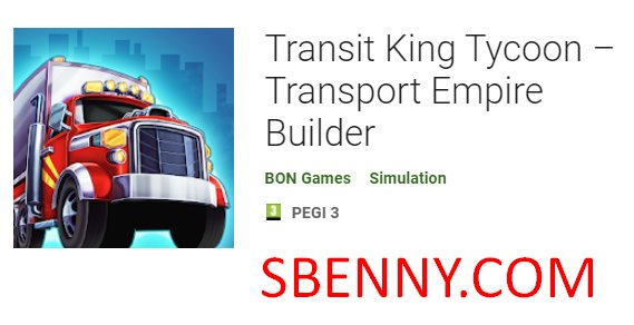 Transit King Tycoon – Transport Empire Builder + MOD
