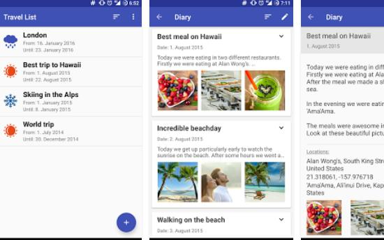 Travel Diary MOD APK for Android Download
