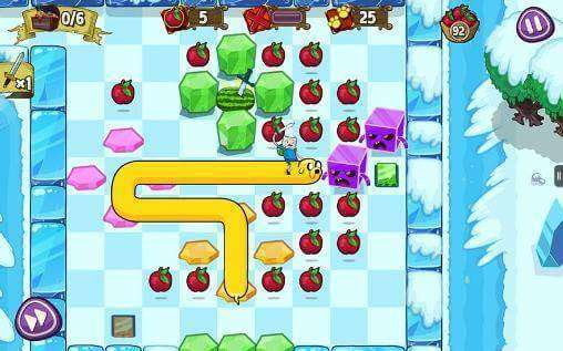 Treasure Fetch: Adventure Time Free Download Android Game