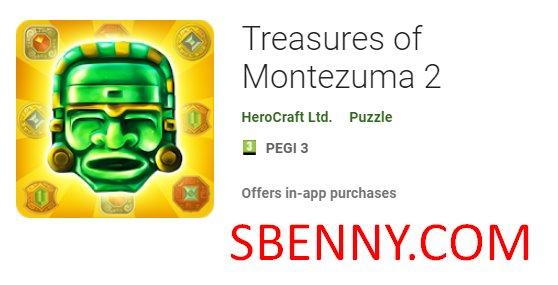 Schätze des Montezuma APK Android