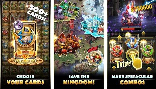 Triple Fantasy Premium APK Android