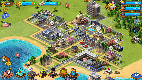 paradise bay game mod apk