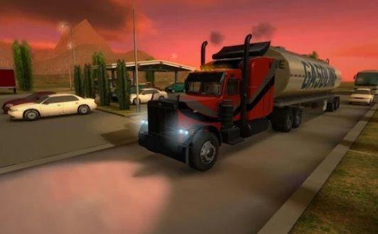 truck simulator 3d APK android