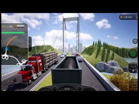 Truck Simulator PRO 2016 Full APK Android Game Free Download