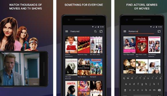 Tubi películas gratis y programas de tv APK Android