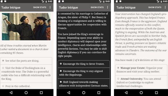 Tudor Intrigen APK Android