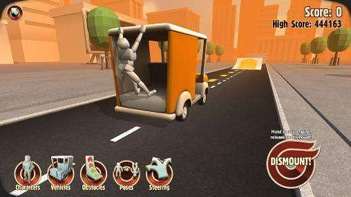 Turbo Dismount APK MOD Android Game Free Download