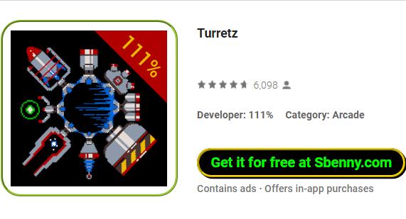 🎮 MOD APK - Turretz v3 0 3 Unlimited Money & No Ads (Updated