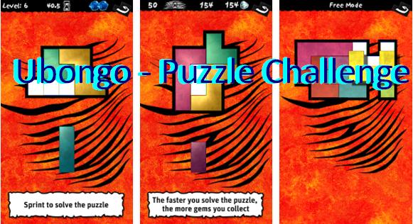 ubongo puzzle Isfida