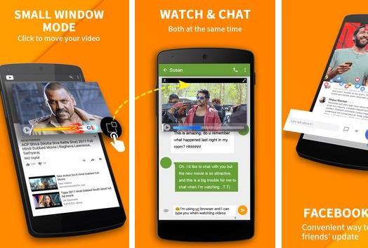 uc Browser schnell herunterladen private und sichere APK Android