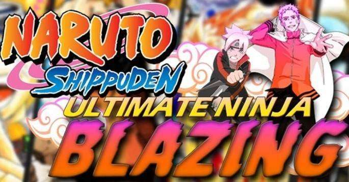 Ultimate Ninja ardiente