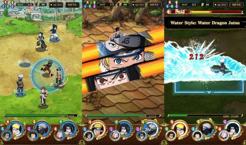 Ultimate Ninja Blazing MOD APK Android Descargar gratis
