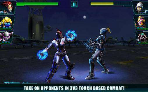 Ultimate Robot Fighting APK MOD Android Free Download
