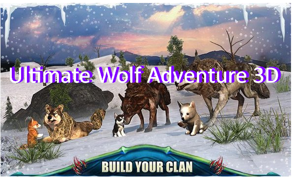 how to get a mate in ultimate wolf simulator