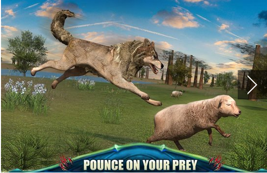 ultimate wolf adventure 3d APK Android