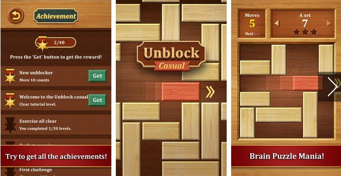 Move the Block Slide Puzzle Unlimited Hints MOD APK