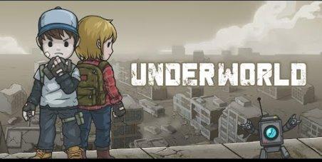 Underworld : The Shelter God Mode MOD APK Free Download