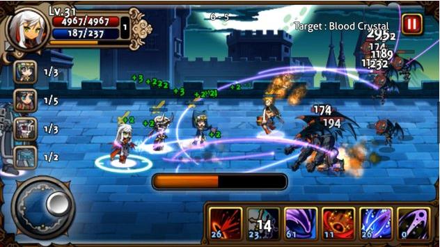 Vampire Slasher APK Android
