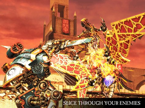 Warhammer 40 000 Freeblade