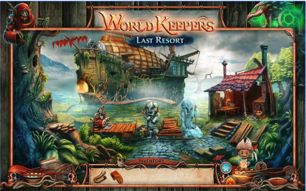Download game world keepers: last resort | download free game.