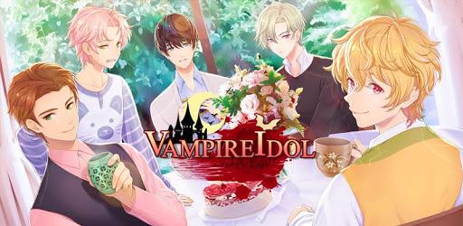 Vampire dating sim app