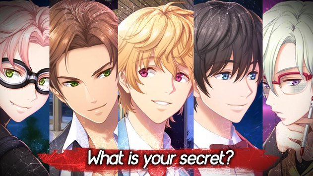 najlepsze gry randkowe anime dla Androida Bloomington
