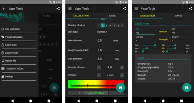 vape tools box for true geeks APK Android