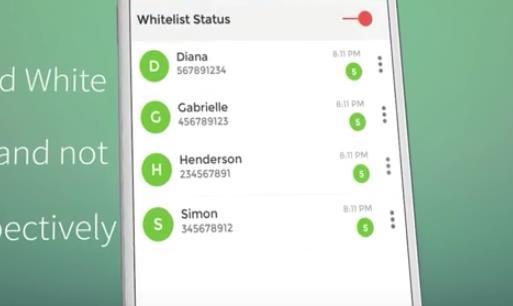 Bloqueador de llamadas vblocker y sms APK Android