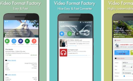 Video Format Factory MOD APK Android Download